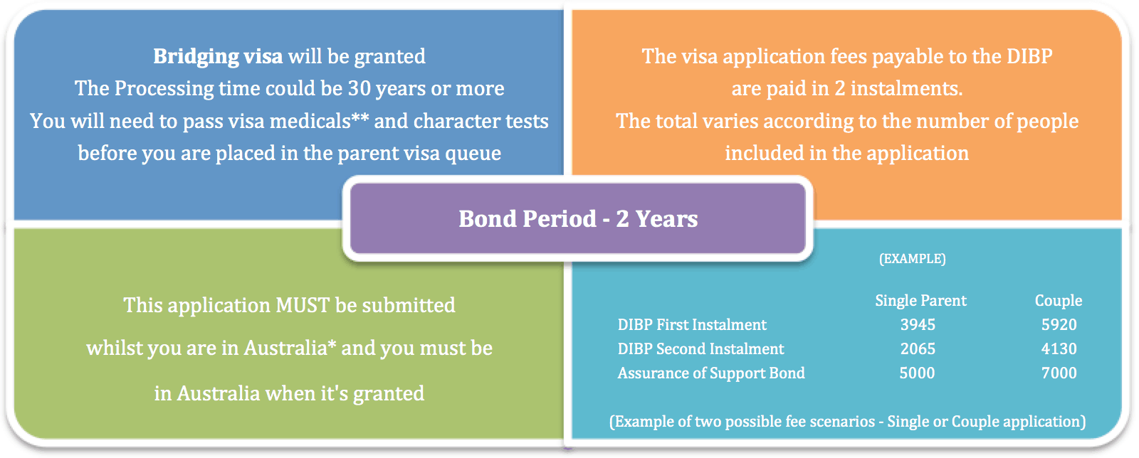 Details of Subclass 804 Visa