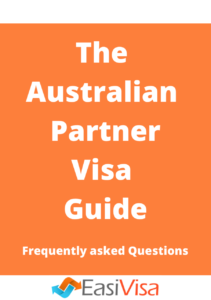 The Australian Partner Visa Guide PDF front cover